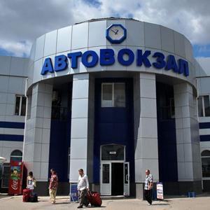 Автовокзалы Вятских Полян