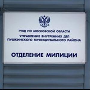 Отделения полиции Вятских Полян
