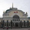 Железнодорожные вокзалы в Вятских Полянах
