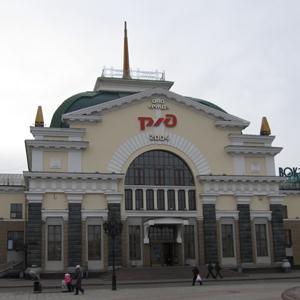 Железнодорожные вокзалы Вятских Полян
